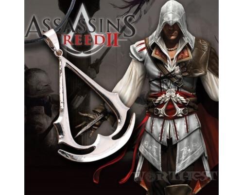 """Кулон из игры """"Кредо убийцы"""" Assassin's Creed Ассасин подарок ниндзя!"""