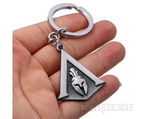 Брелок Спартанский Шлем Assassin's Creed Odyssey Одиссея игры