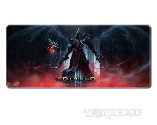 [80х30см] Игровой коврик для мыши Diablo 3 Reaper of Souls Malthael!