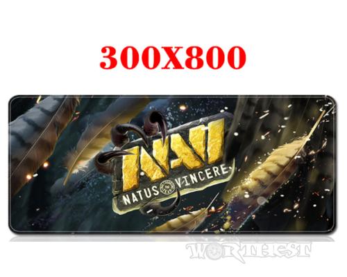 Большой Коврик для мыши NAVI 80х30 Дота 2 CSGO Dota 2!