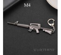 """Брелок винтовка """"M4"""" M-ка из CS:GO модель из Fortnite игры!"""