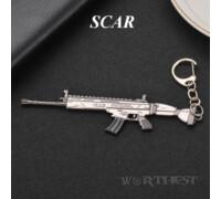 Брелок винтовка SCAR модель из Fortnite игры!