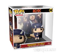 Фігурка Funko POP! Highway to Hell Ангус Янг AC ДУ AC DC Angus Young 09!