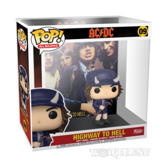 Фигурка Funko POP! Highway to Hell Ангус Янг AC ДC AC DC Angus Young 09!