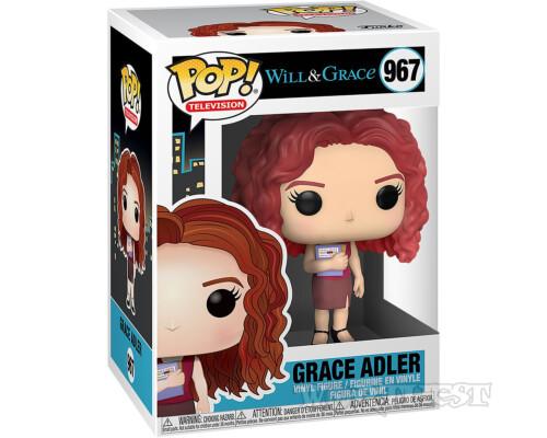 Фигурка Funko POP! Will & Grace - Грейс Адлер (Grace Adler) Уилл и Грейс 967