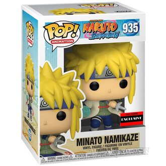 Фигурка Funko POP! Naruto Shippuden Minato Namikaze AAA Anime Exclusive