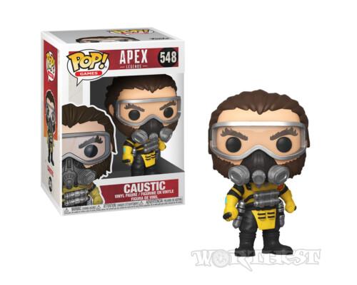 Фигурка Funko POP! Apex Legends Каустик (Caustic) из игры Апекс 548!