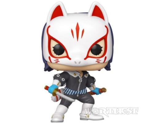 Фигурка Funko POP! Persona 5 Fox Персона 5 Лиса Exclusive Gamestop 584