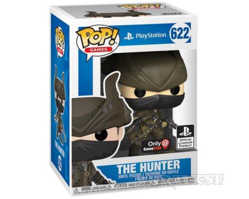 Фигурка Funko POP! Bloodborne The Hunter (GameStop Exclusive) Охотник