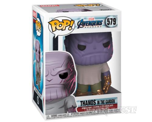 Фигурка Funko POP! Thanos in the Garden Танос в саду из фильма Мстители
