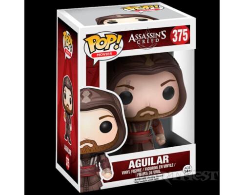 Фигурка Funko POP! Assassin's Creed Aguilar Агилар де Нерха Ассасин 375