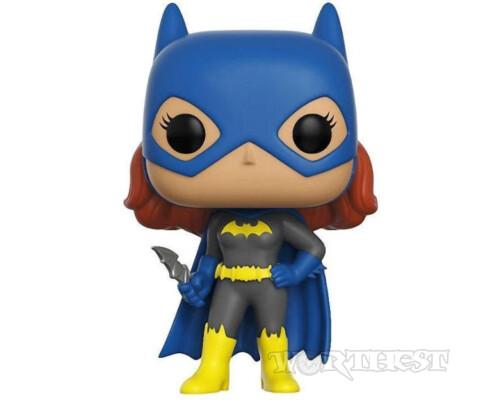 Фигурка Funko POP! DC Heroes - Heroic Batgirl Героическая Бэтгёрл Heroic 148
