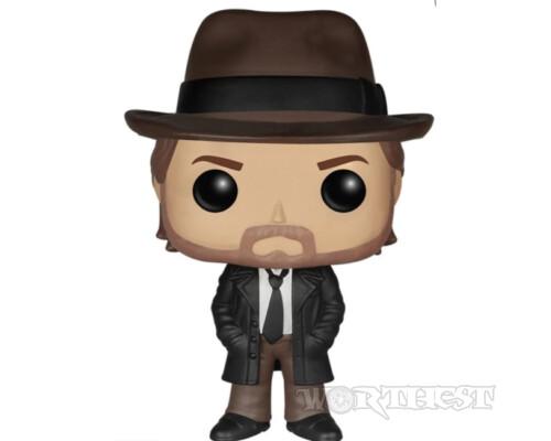 Фигурка Funko POP! Gotham Harvey Bullock 76 детектив Харви Баллок Бэтмен