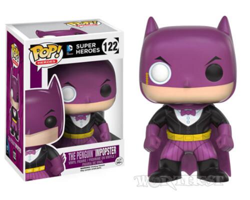 [Funko POP] Фигурка Dc Comics The Penguin / Batman Impopster Бэтмен Комиксы