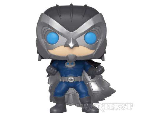 Фигурка Funko POP! DC Comics Super Heroes Owlman Exclusive #27 Batman
