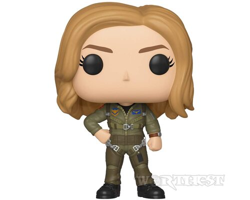 Фигурка Funko POP! Captain Marvel - Carol Danvers Кэрол Денверс Exclusive 430