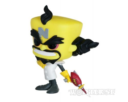 Фигурка Funko POP! Crash Bandicoot™ - Dr. Neo Cortex / Нео Кортекс 276!