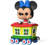 Фигурка Funko POP! 65th Anniversary Minnie Mouse Casey Jr. Circus Train 06