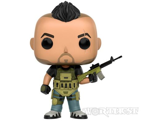 Фигурка Funko POP! Call of Duty John 'Soap' MacTavish Джон Мактавиш