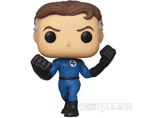 Фигурка Funko POP! Fantastic Four Мистер Фантастик (Mister Fantastic) 557!