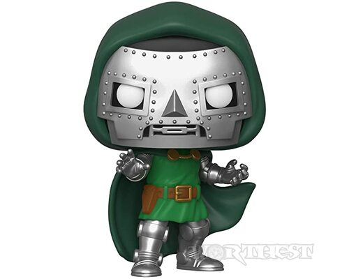 Фигурка Funko POP! Fantastic Four Doctor Doom Доктор Дум Фантастическая Четверка