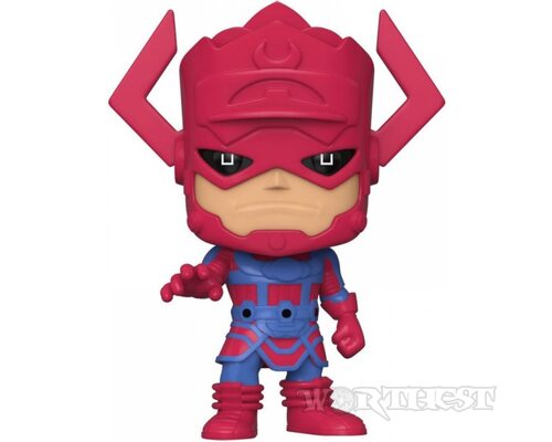 Фигурка Funko POP! Fantastic Four Галактус Marvel Galactus 565 гуманоид