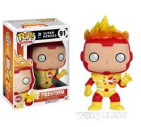 [Funko POP] Фигурка Firestorm|Огненный Шторм #91 DC Comics Heroes!