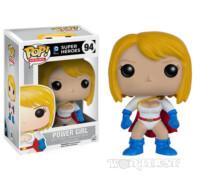 [Funko POP] Фигурка Power Girl|Пауэр Гёрл #94 DC Comics Heroes!