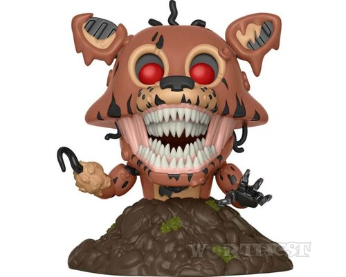 Фигурка Funko POP: Five Nights At Freddy's The Twisted Ones – Twisted Freddy #18 Games!
