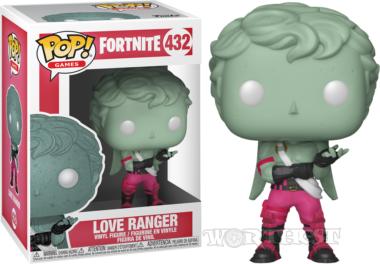 Фигурка Funko POP! Fortnite Love Ranger Фортнайт Любовный рейнджер 432