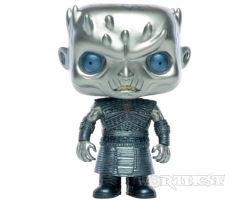 Фигурка Funko POP! Game of Thrones: Night King Metallic (Король Ночи металлик)