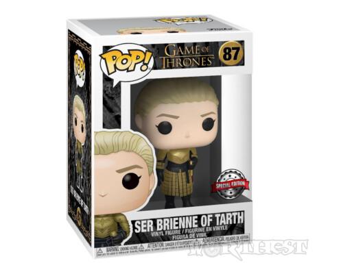 Фигурка Funko POP! Game of Thrones Ser Brienne of Tarth Игра Престолов 87