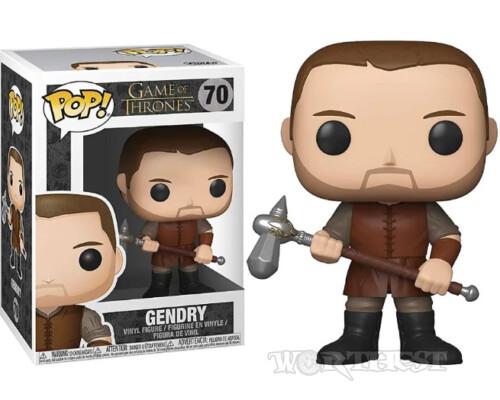 Фигурка Funko POP! Game of Thrones Gendry Джендри Игра престолов 70