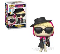 Фигурка Funko POP! Birds of Prey Harley Quinn Incognito Exclusive Харли 311