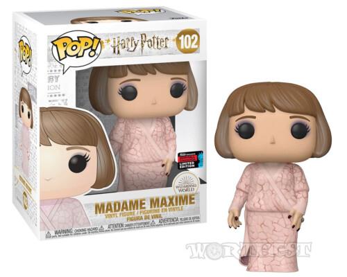 Фигурка Funko POP! Harry Potter Madame Maxime 6 Inch Гарри Поттер 102!