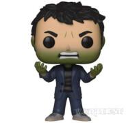 Фигурка Funko POP Marvel Халк - Infinity War Bruce Banner with Hulk Head Фанко #419!