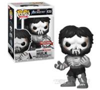 Фигурка Funko POP! Avengers Hulk (Gameverse) 635 Халк Скелет Exclusive