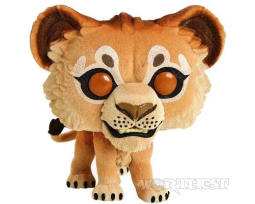 Фигурка Funko POP! Lion King Simba Flocked Симба Король Лев 547!