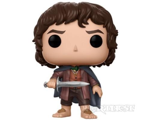 Фигурка Funko Pop! Lord Of The Rings - Frodo Baggins|Фродо Бэггинс 444