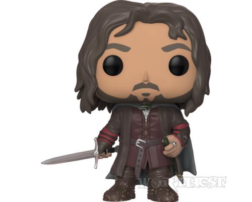 Funko POP! Фигурка Aragorn|Арагорн II Элессар - #631 Movies Lord of Rings!