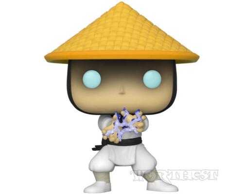 Фигурка Funko POP! Mortal Kombat - Raiden Рейден Мортал Комбат 538