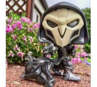 Фигурка Funko POP! Overwatch: Жнец|Reaper Овервотч Blizzard #493!
