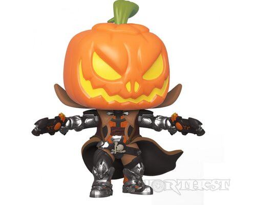 Фигурка Funko POP! 2019 BlizzCon Exclusive Overwatch Pumpkin Reaper 520