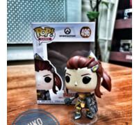 Фигурка Overwatch [Funko Pop]! Brigitte Бригитта Овервотч #496 Blizzard