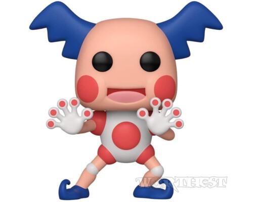 Фигурка Funko POP! Pokemon GO Mr. Mime Покемоны Мистер Май 582