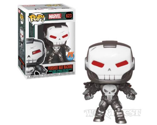 Фигурка Funko POP! Marvel Punisher War Machine Каратель Exclusive #623
