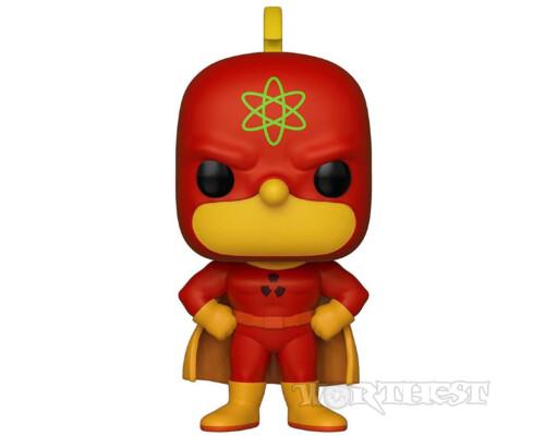 Фигурка Funko POP! The Simpsons Radioactive Man Симпсоны Гомер 496!