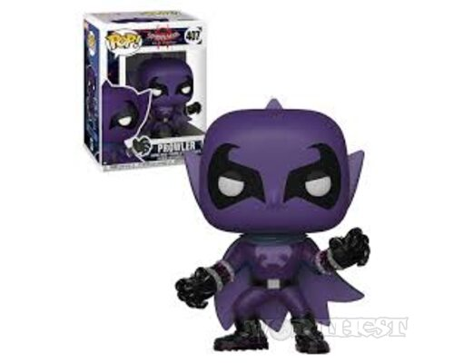 Фигурка Funko POP! Spider-Man into the Spiderverse: Prowler Бродяга провлер!