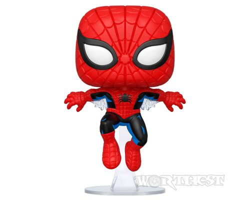 Фигурка Funko POP! Marvel 80th First Appearance Spiderman Человек-паук