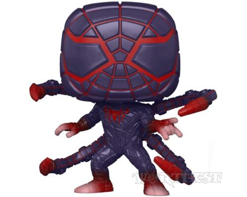 Фигурка Funko POP! Spider-Man Miles Morales (Programmable Matter Suit) 775